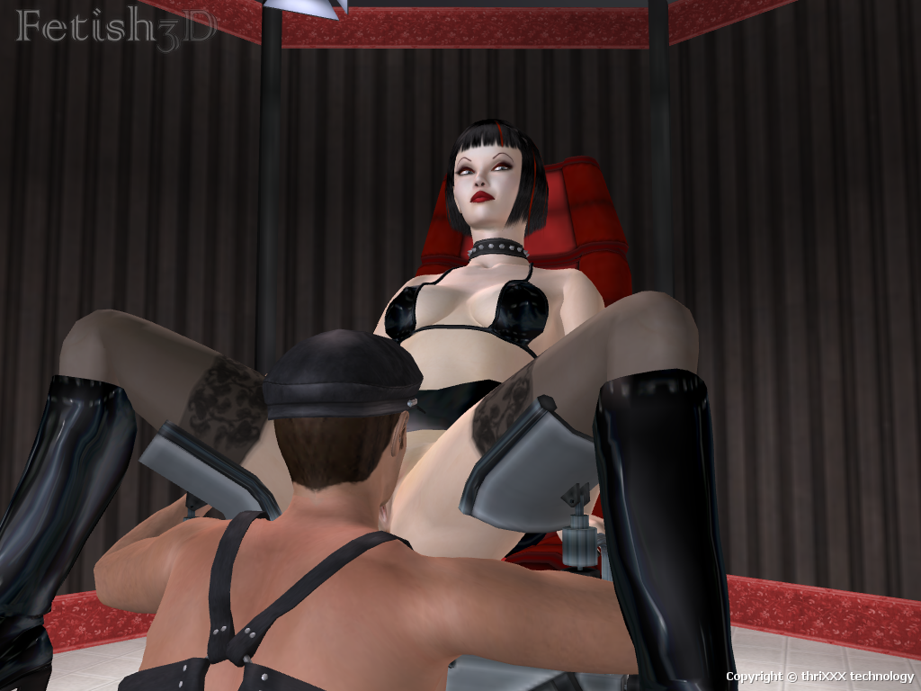 Virtual adult game